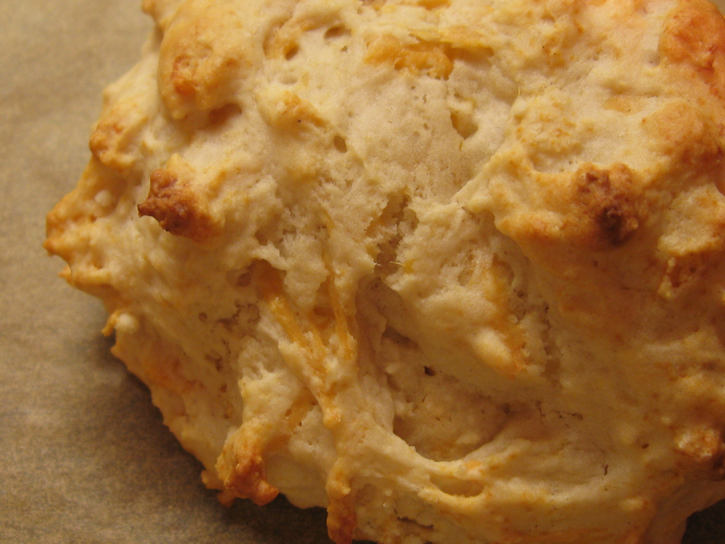Beer Biscuits with Daiya® Cheddar Cheese